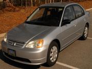 2002 Honda Honda Civic LX
