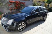 2013 Cadillac CTSV Wagon 4-Door